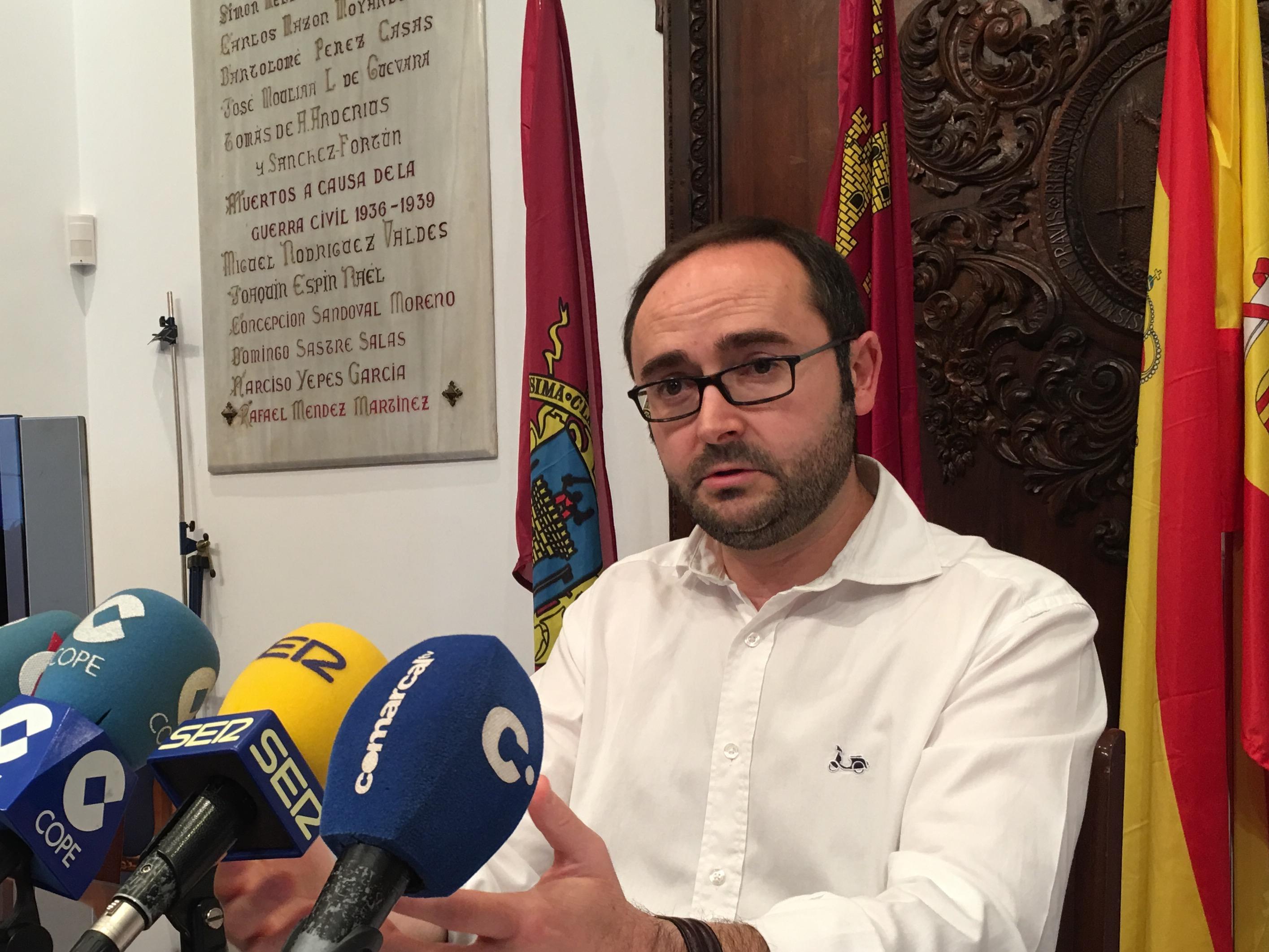 El PSOE advierte que a día de hoy no existe financiación para terminar el Auditorio de Lorca