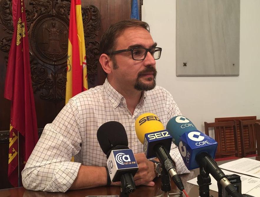 La oposición fuerza una Junta General para exigirle al Alcalde de Lorca que no siga consintiendo la falta de transparencia instalada en Limusa