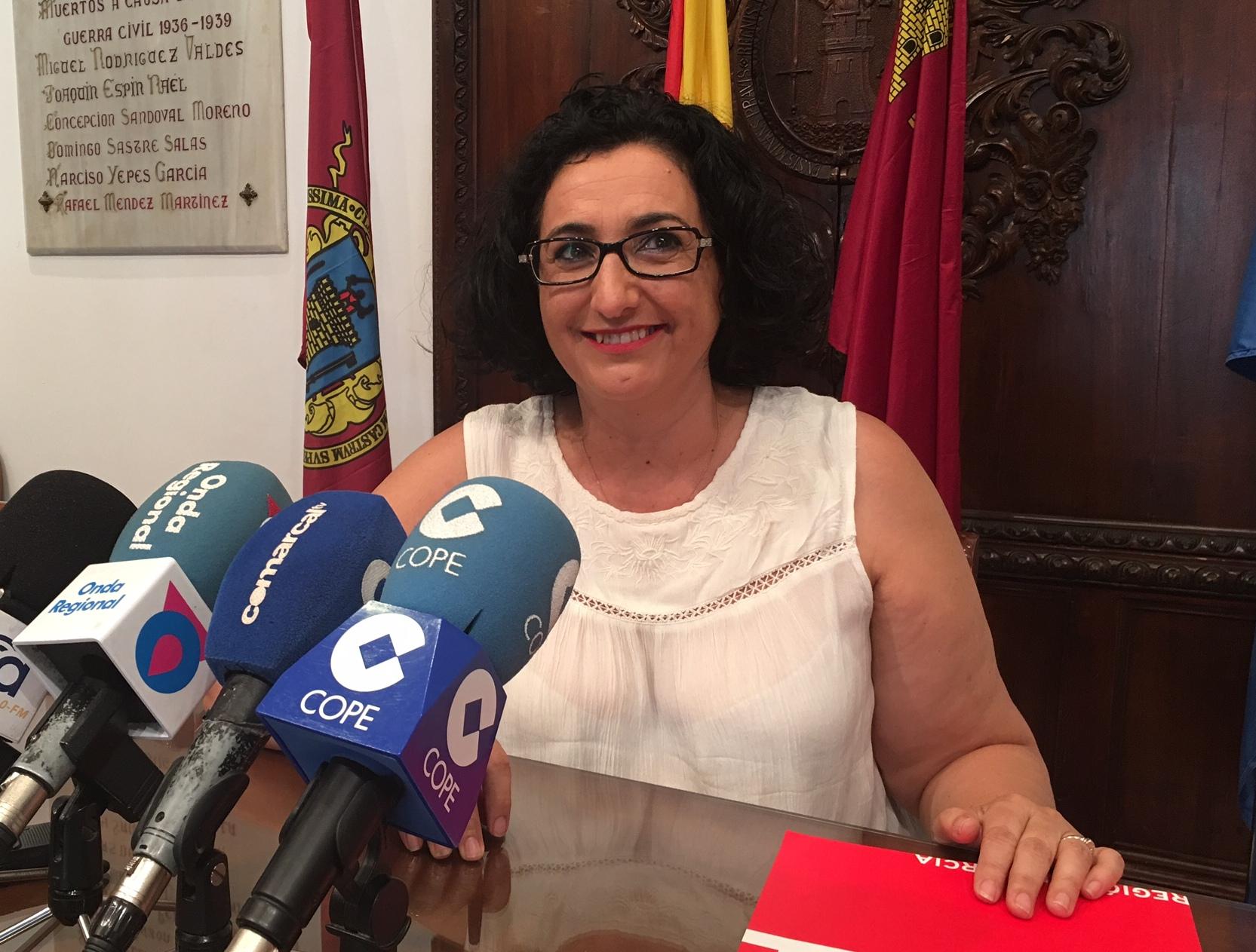 El PSOE denuncia problemas por falta de aire acondicionado en habitaciones de la residencia Domingo Sastre de Lorca