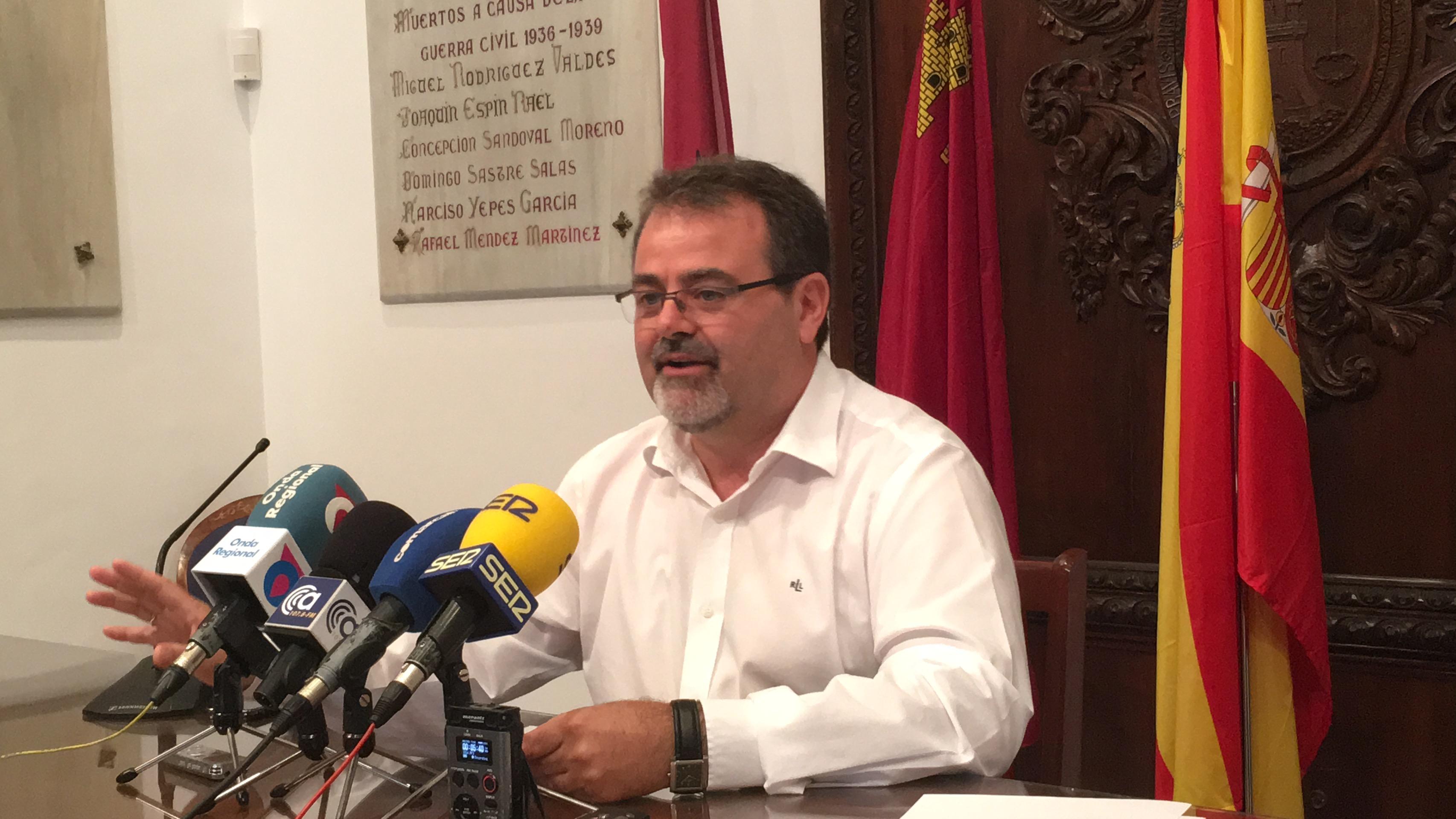El PSOE presenta propuestas para garantizar la transparencia y la igualdad de oportunidades en el acceso al empleo público de Lorca