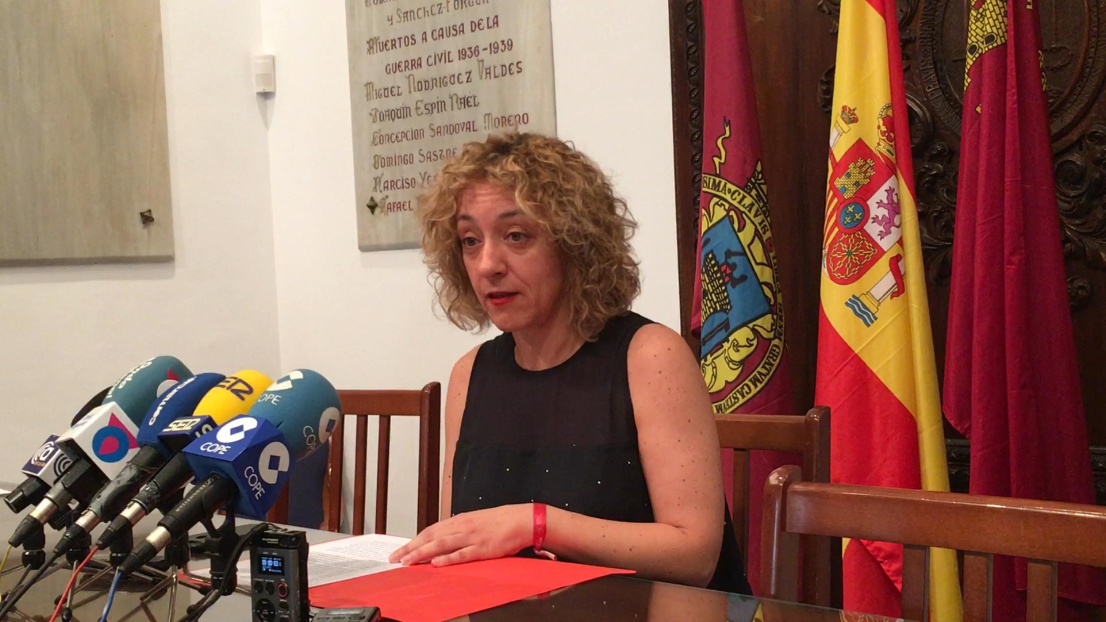 El PSOE vuelve a pedir que se retransmitan en directo los plenos del Ayuntamiento de Lorca