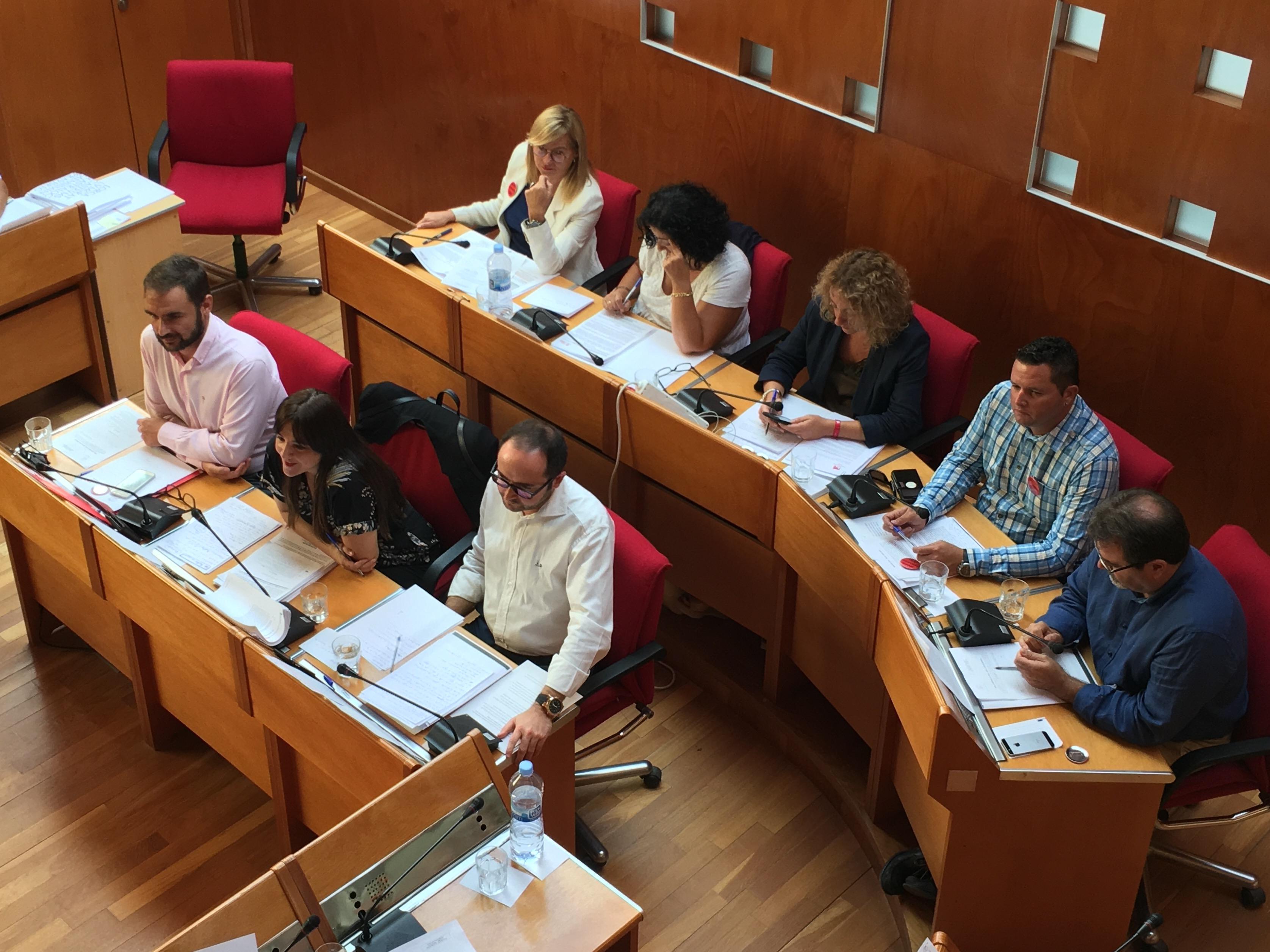 El PSOE lamenta que el Concejal de Hacienda mienta para ocultar que han tenido que parchear el presupuesto municipal 11 veces en lo que va de año
