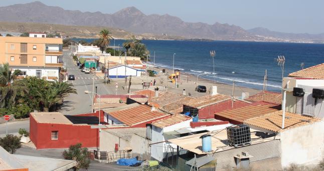 El PSOE vuelve a exigir en el Congreso el indulto para salvar al poblado de Puntas de Calnegre