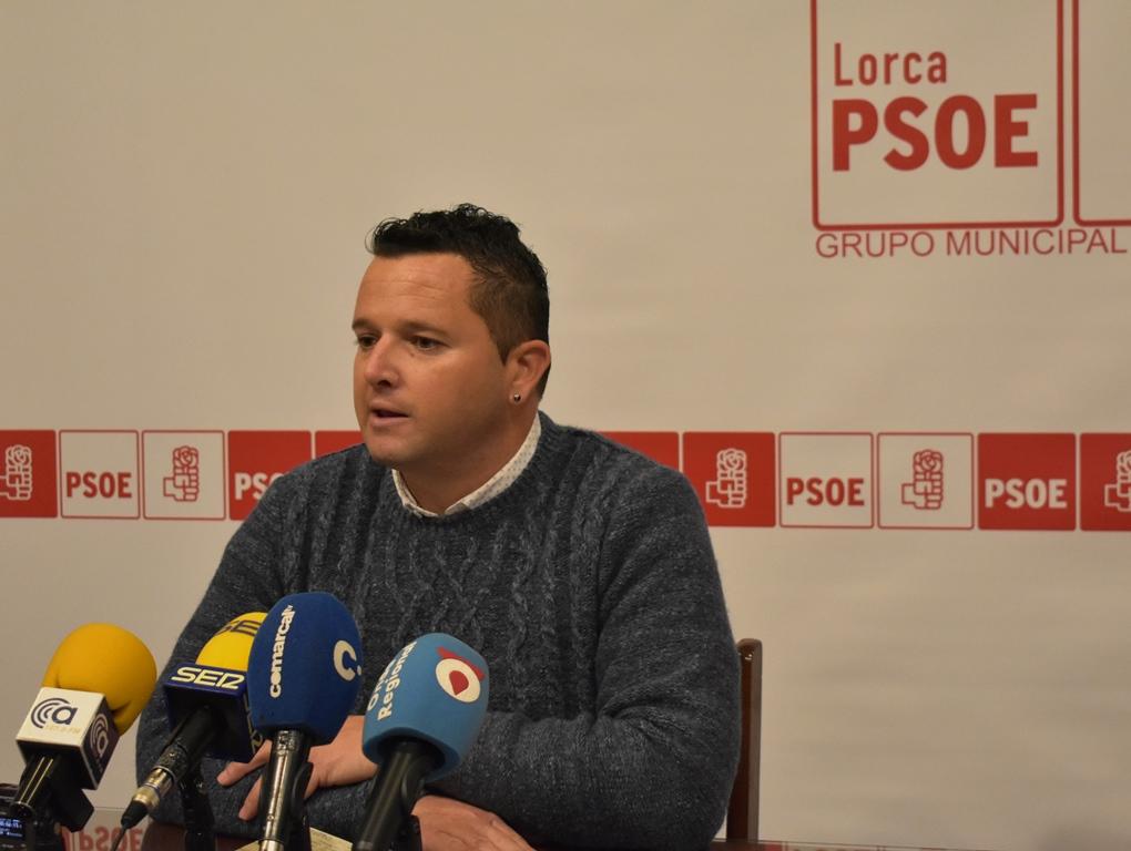 El PSOE exige que la renovación de la Plaza de las Hortalizas vaya acompañada de soluciones a los problemas de aparcamiento