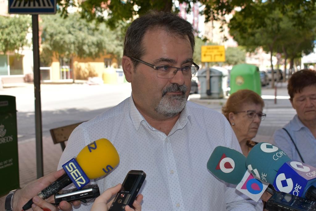 El PSOE exige al Alcalde que atienda a los vecinos y comerciantes afectados por las obras de regeneración urbana de Alameda de Cervantes