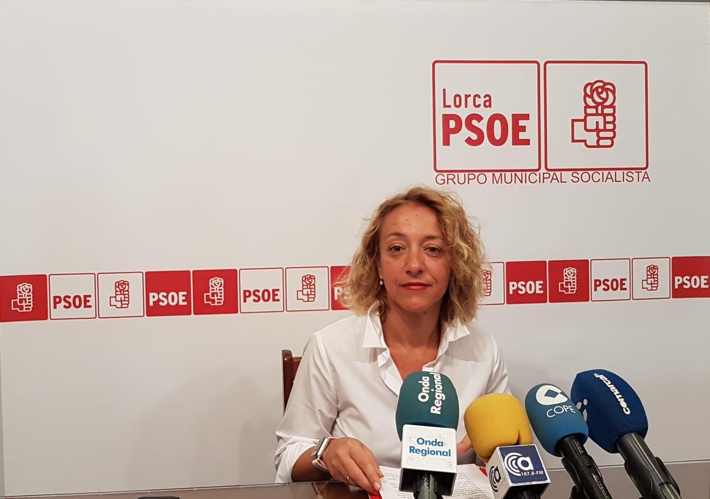 El Partido Socialista de Lorca se muestra sorprendido con las propuestas de un Partido Popular que fue incapaz de materializar durante sus 12 años de gobierno