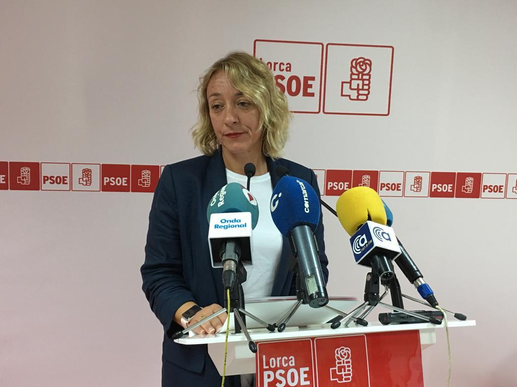 El PSOE lleva hasta la Asamblea Regional la problemática denunciada por los padres y madres del CEE Pilar Soubrier debido a la falta de personal