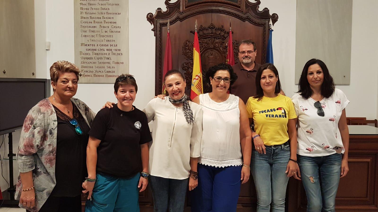 """Mateos: """"Gracias al tesón, a la constancia y a la lucha de padres como Mari Carmen hoy celebramos un gran paso para seguir avanzando en igualdad hacia una sociedad más inclusiva"""""""