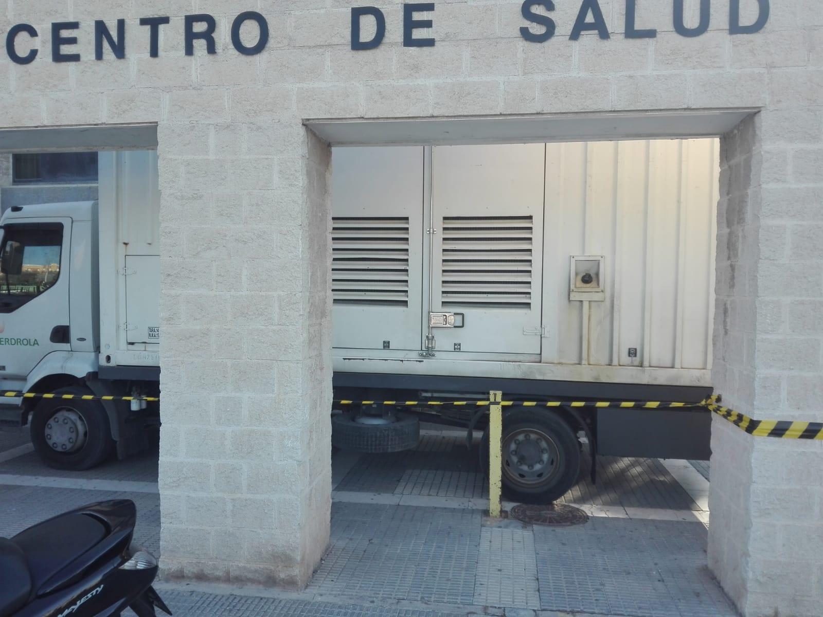 El PSOE exige la revisión integral del centro de salud de San Diego para evitar nuevas averías como la del sistema eléctrico