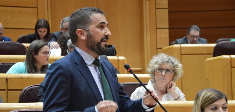 El Gobierno de España está trabajando para poner en marcha cuanto antes las obras del Palacio de Justicia de Lorca
