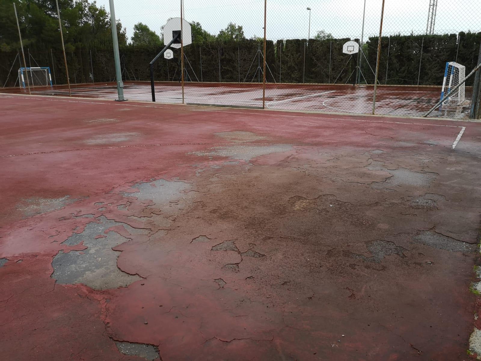Los cinco millones de euros para la remodelación de la Ciudad Deportiva de La Torrecilla desaparecen por segundo año consecutivo de los presupuestos regionales del PP