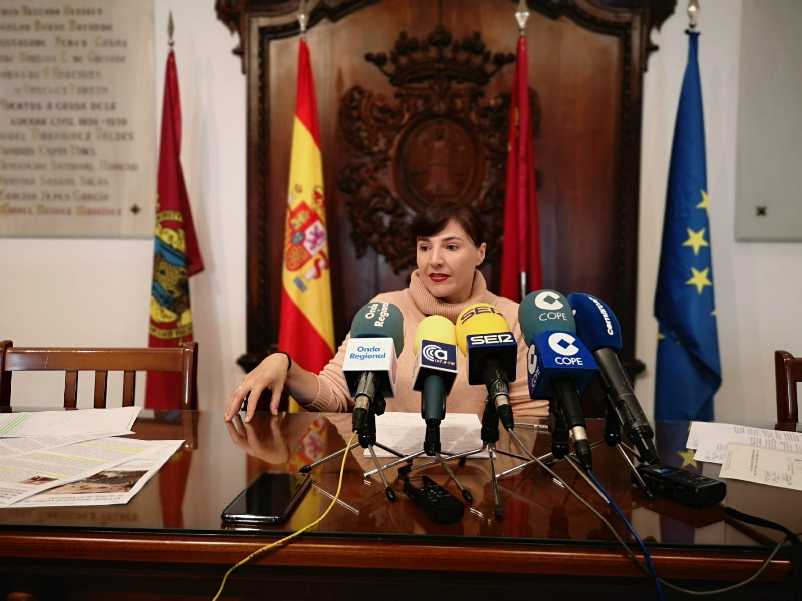 El PSOE denuncia que el vertido de aguas fecales a la rambla del Madroño de Las Terreras se mantiene