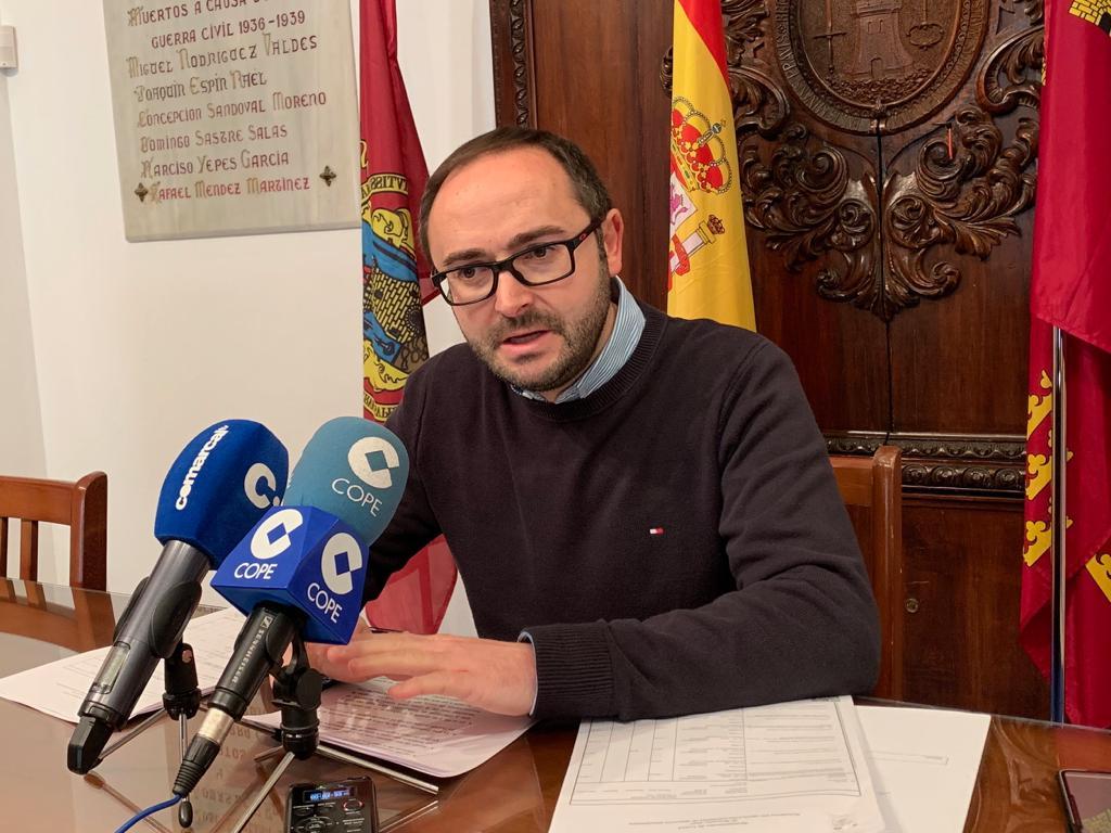 """PSOE: """"El PP de Lorca demuestra su nefasta gestión económica sacando de los cajones 1,2 millones de euros en facturas sin pagar desde 2015"""""""
