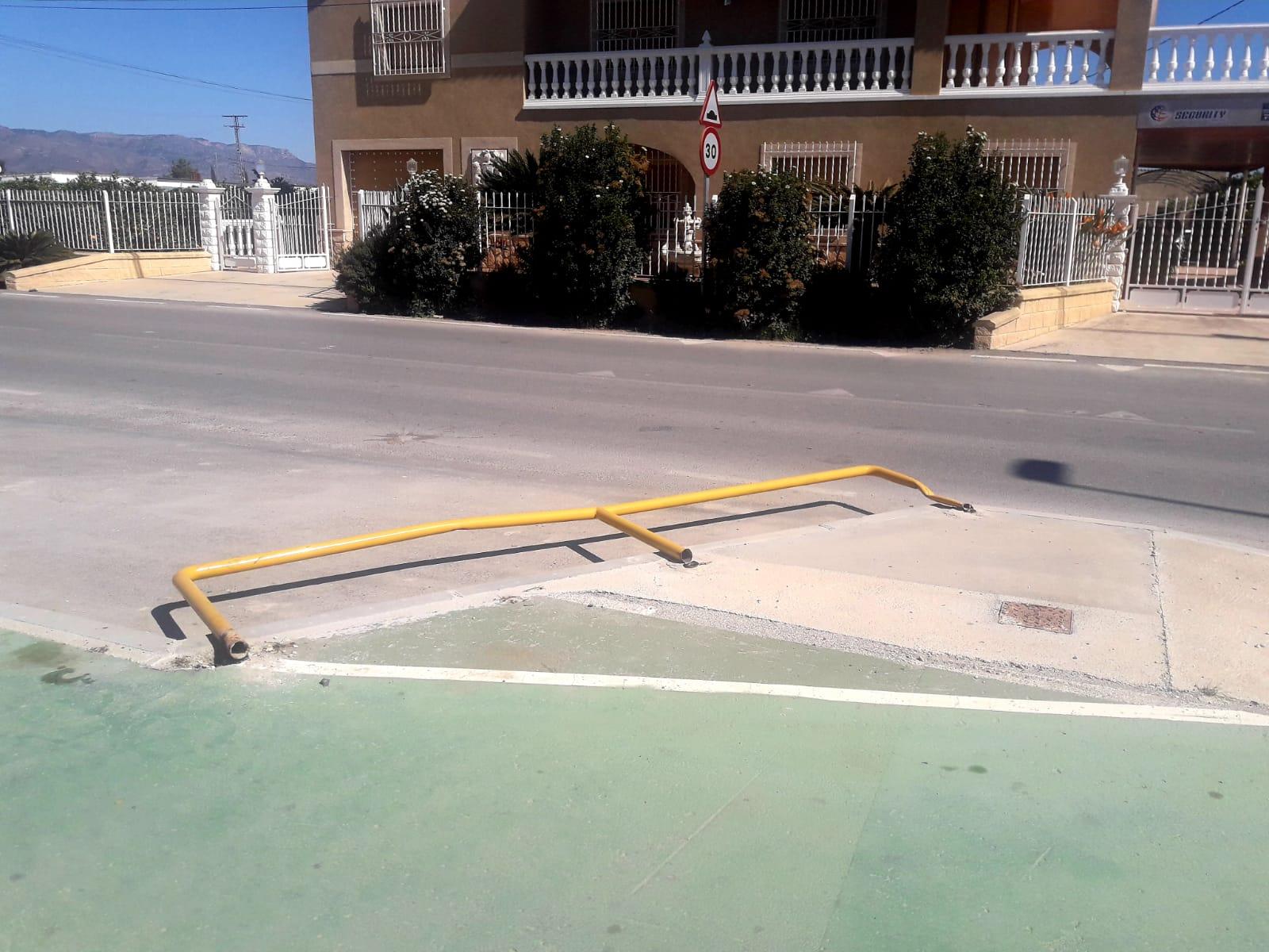 El PSOE pide que se extreme el cuidado y mantenimiento de los carriles bici de Lorca