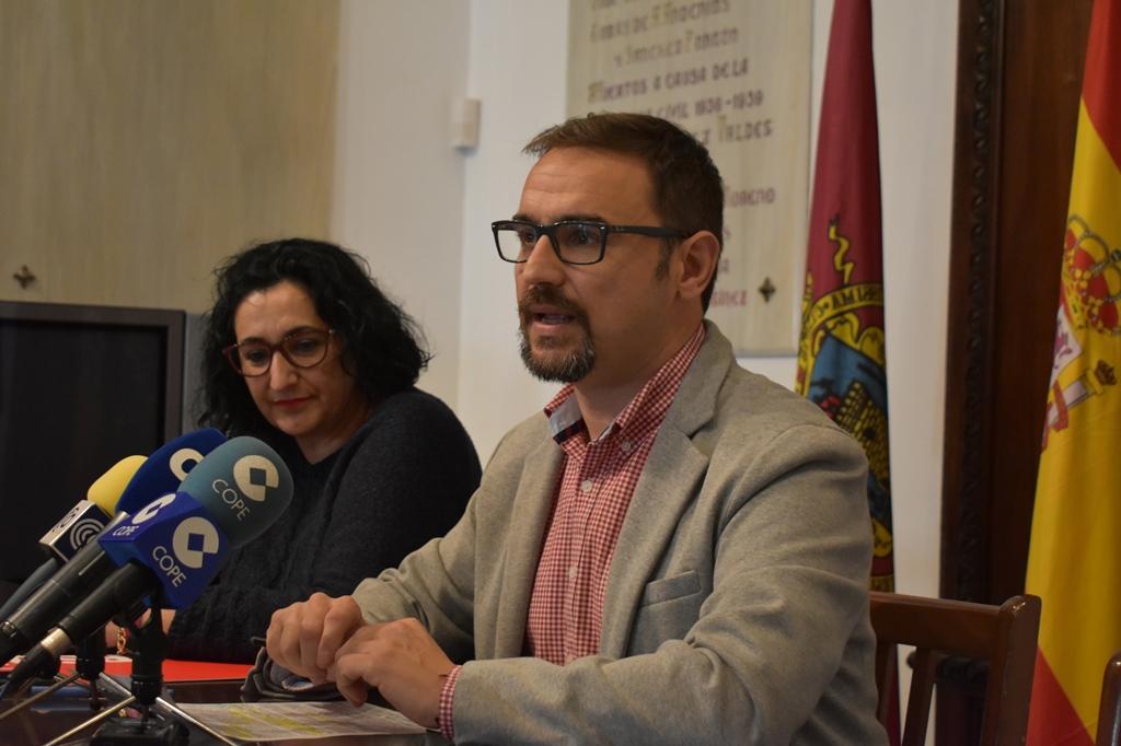 """Diego José Mateos: """"Vamos a hacer que la igualdad sea el centro del debate y de nuestras políticas en el Ayuntamiento de Lorca"""""""