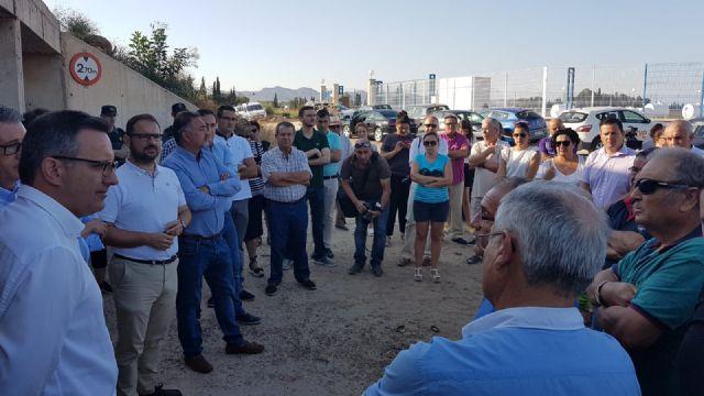 Diego José Mateos se congratula de que la CHS inicie los trámites necesarios para la redacción de los proyectos de las presas de Béjar, Nogalte y Torrecilla