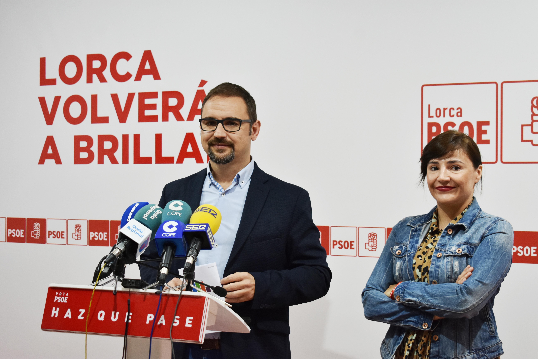 El PSOE vuelve a ganar las Elecciones Generales en Lorca 23 años después
