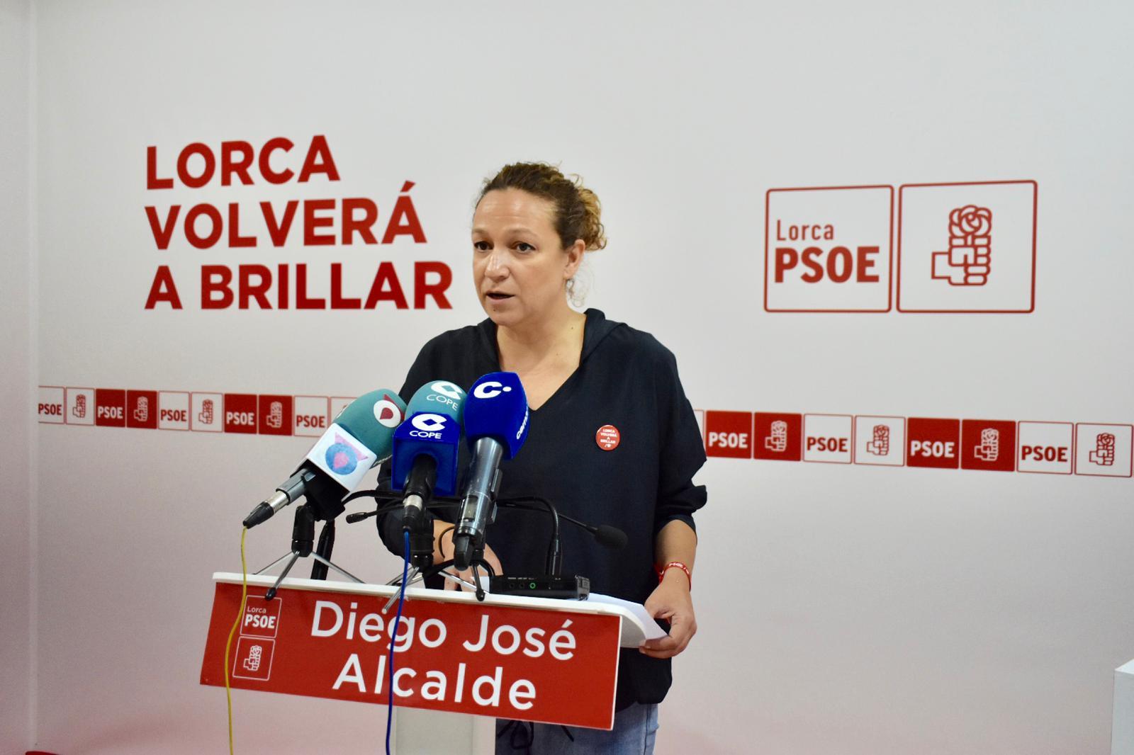 Los lorquinos ya votaron de forma mayoritaria al Gobierno de España y demostraron que creen en el PSOE para solucionar el AVE tras 7 años de mentiras de Rajoy y Casado