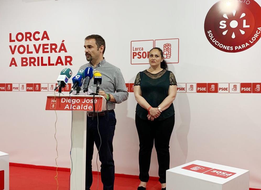 Diego José Mateos anuncia que su gobierno pondrá en funcionamiento las Juntas Vecinales y de Distrito en barrios y pedanías de Lorca el 1 de enero de 2020