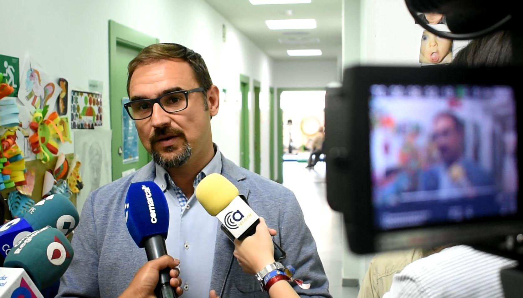 El PSOE priorizará la ampliación de las instalaciones de la Casa de las Oenegés