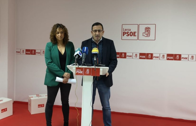 El PSOE exige la paralización inmediata y cautelar del proceso de selección de Policía Local en Lorca
