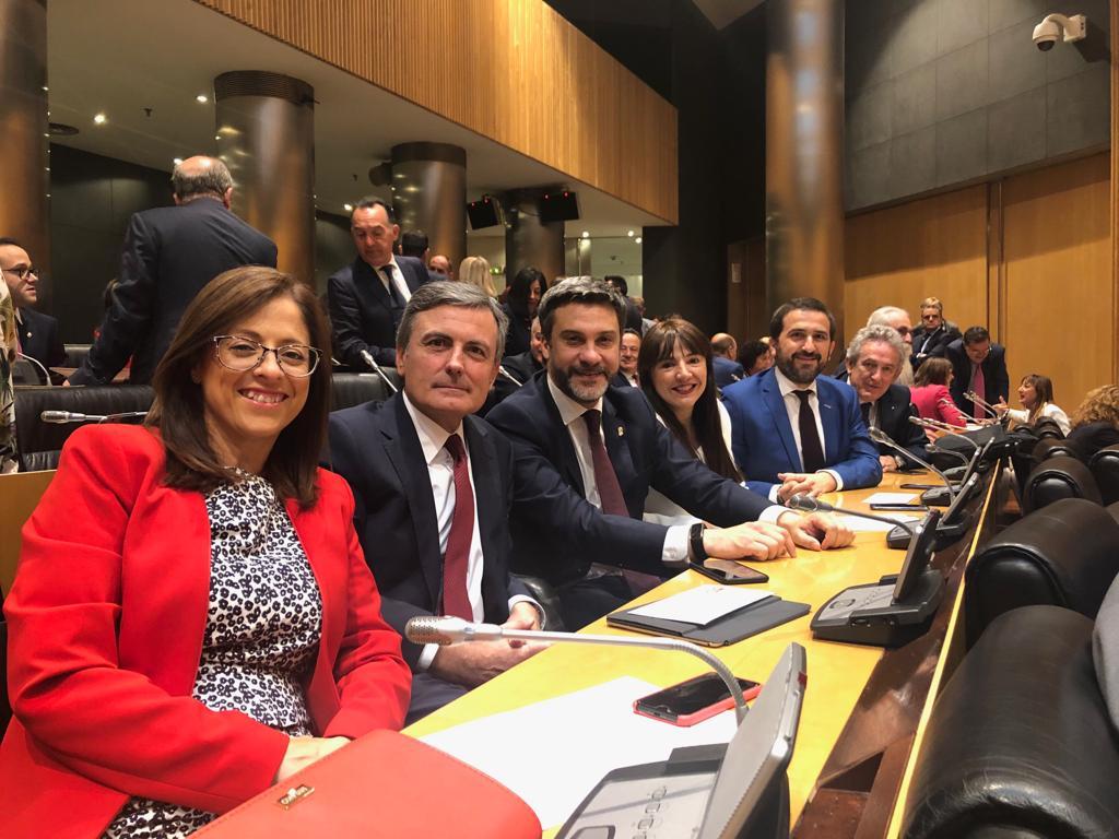 Arranca la XIII Legislatura con la lorquina Marisol Sánchez Jódar en el Congreso de los Diputados