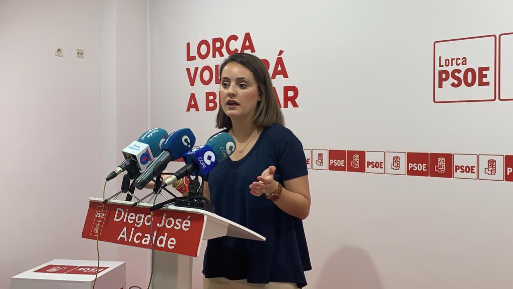La habilitación de la primera sala de estudio 24 horas en Lorca es una realidad gracias a la presión del conjunto de estudiantes de la mano del PSOE y de Juventudes Socialistas