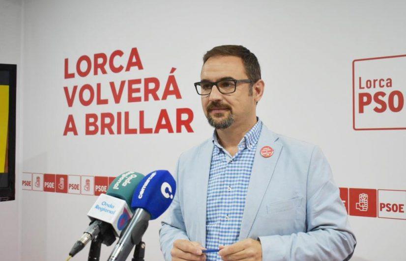 PSOE y Ciudadanos acuerdan un pacto de Gobierno en Lorca, con apoyo en la investidura de Izquierda Unida