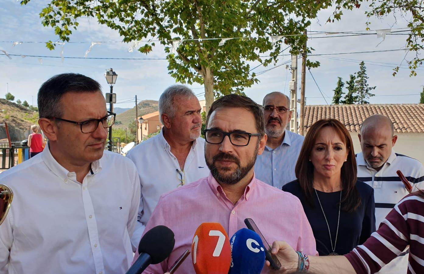 El Partido Socialista de la Región de Murcia se reúne en Lorca para elaborar un documento de trabajo que luche contra la despoblación