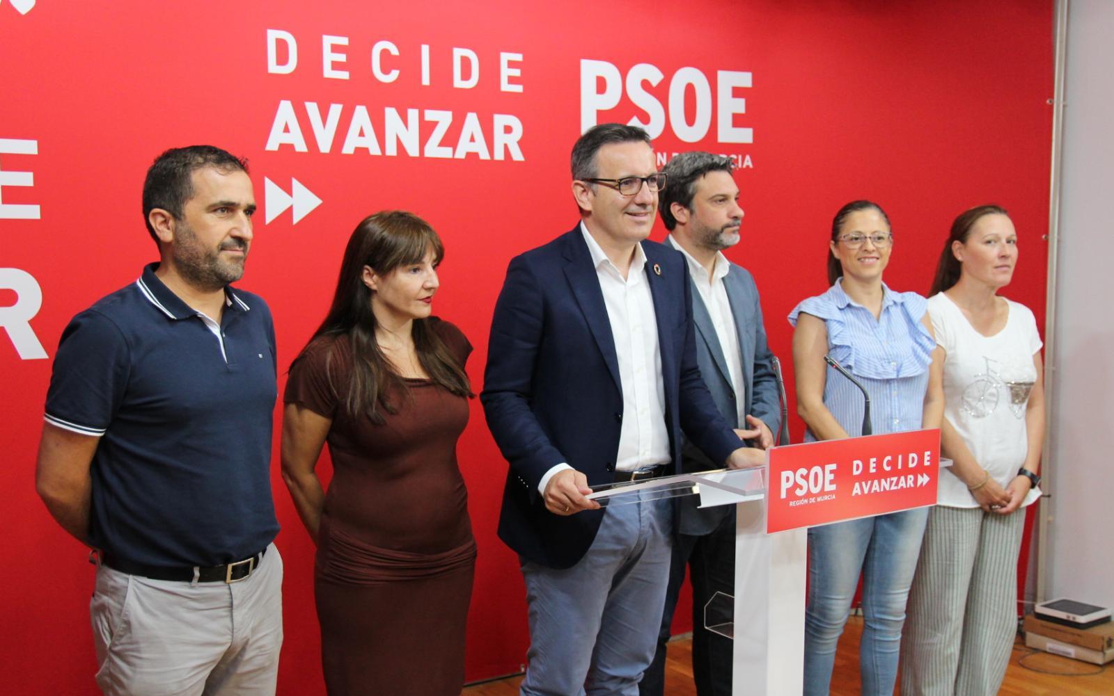 La diputada socialista, Marisol Sánchez Jódar, defenderá mañana en el Congreso la reforma del Estatuto de Autonomía para eliminar los aforamientos