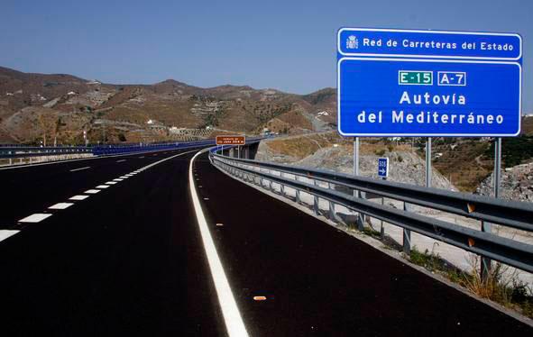 El PSOE de Lorca celebra el compromiso del gobierno de España con el mantenimiento y mejora de la Autovía del Mediterráneo a su paso por el municipio