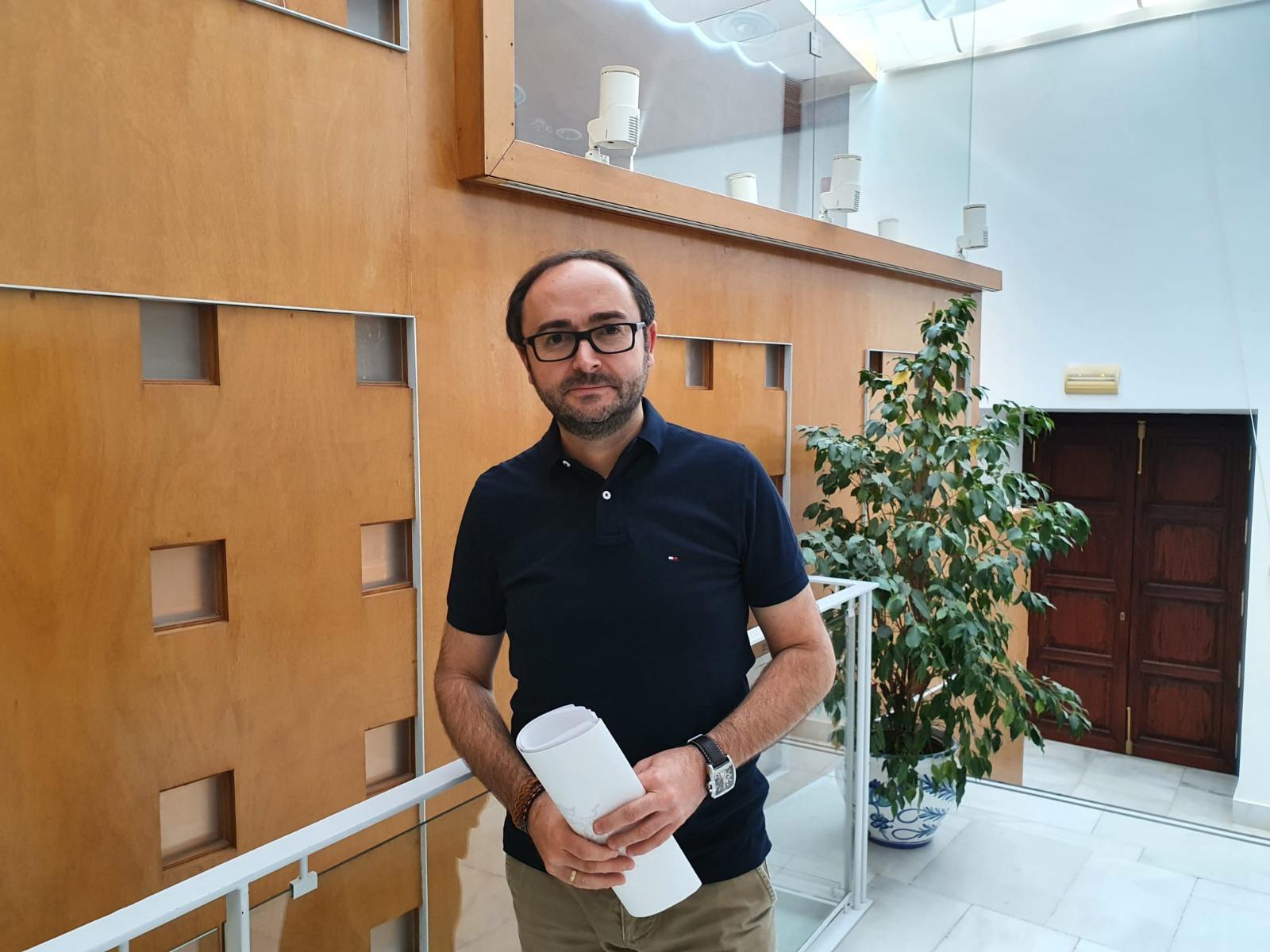 """Isidro Abellán: """"aquí el único fracaso es la terrible gestión realizada por un Partido Popular que ha dejado una herencia plagada de deudas a los lorquinos y las lorquinas"""""""