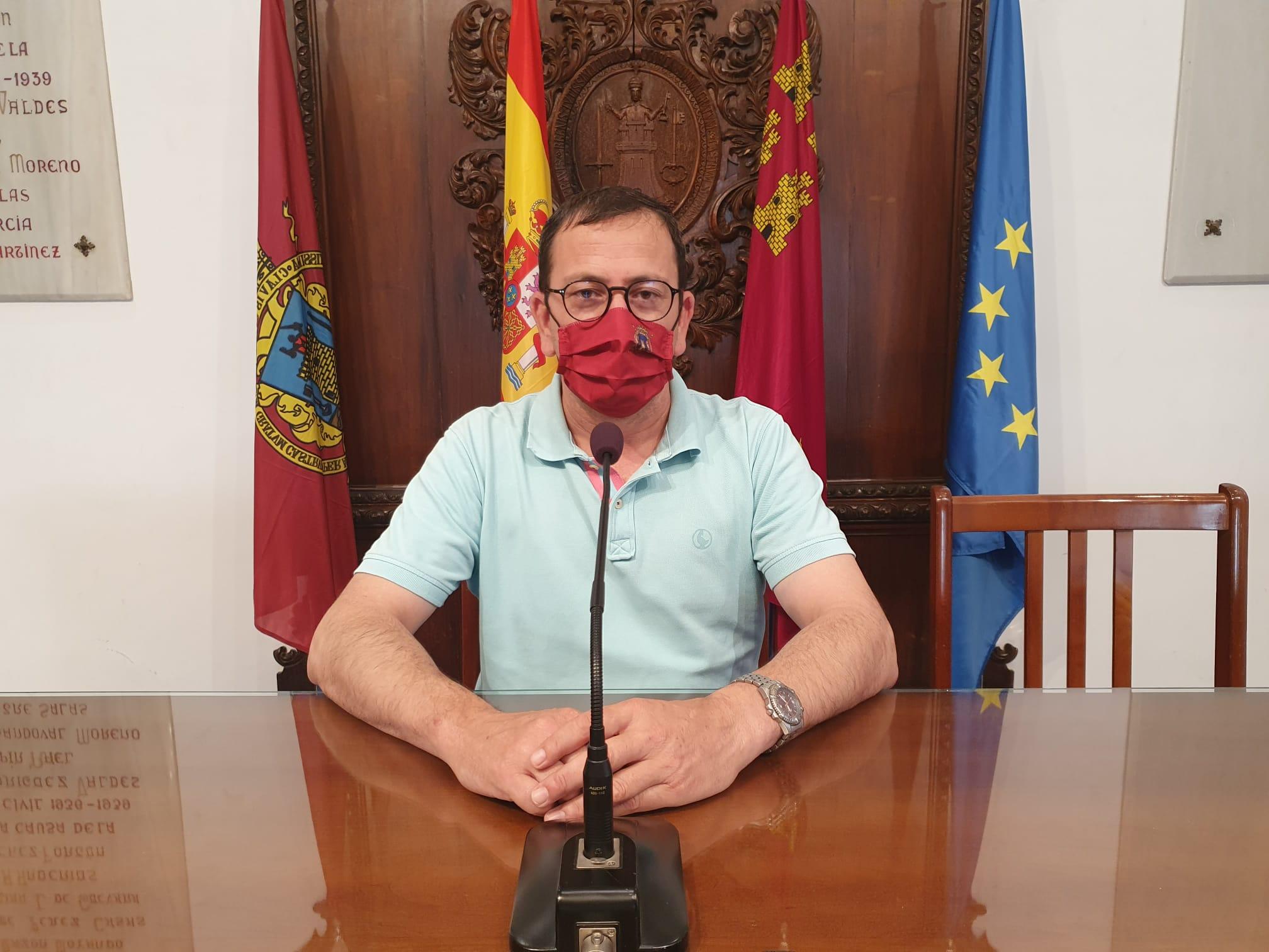 """José Luis Ruiz Guillén: """"todos los grupos municipales en la oposición se negaron a la construcción de un cuartel en el Barrio de San Cristóbal cuando decidieron no apoyar el Presupuesto Municipal para el año 2020"""""""