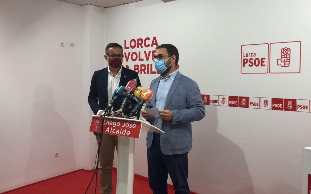 Diego José Mateos reclama el refuerzo inmediato de las plantillas de personal sanitario en el Área III incluido los rastreadores militares ofrecidos por el Gobierno de España.