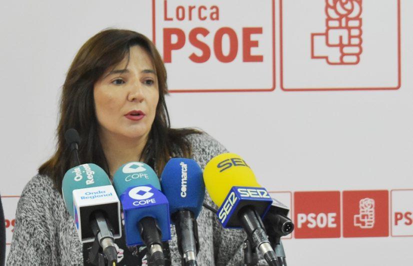 Fulgencio Gil negó 76 millones de euros a los lorquinos y las lorquinas votando en contra de las enmiendas presentadas por el PSOE a los Presupuestos Generales del Estado en 2017