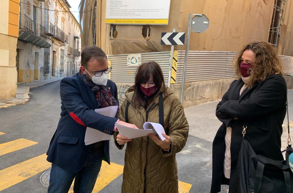 El Palacio de Justicia de Lorca será una realidad gracias al Partido Socialista que incluye para su construcción más de 16 millones de euros en los Presupuestos Generales del Estado