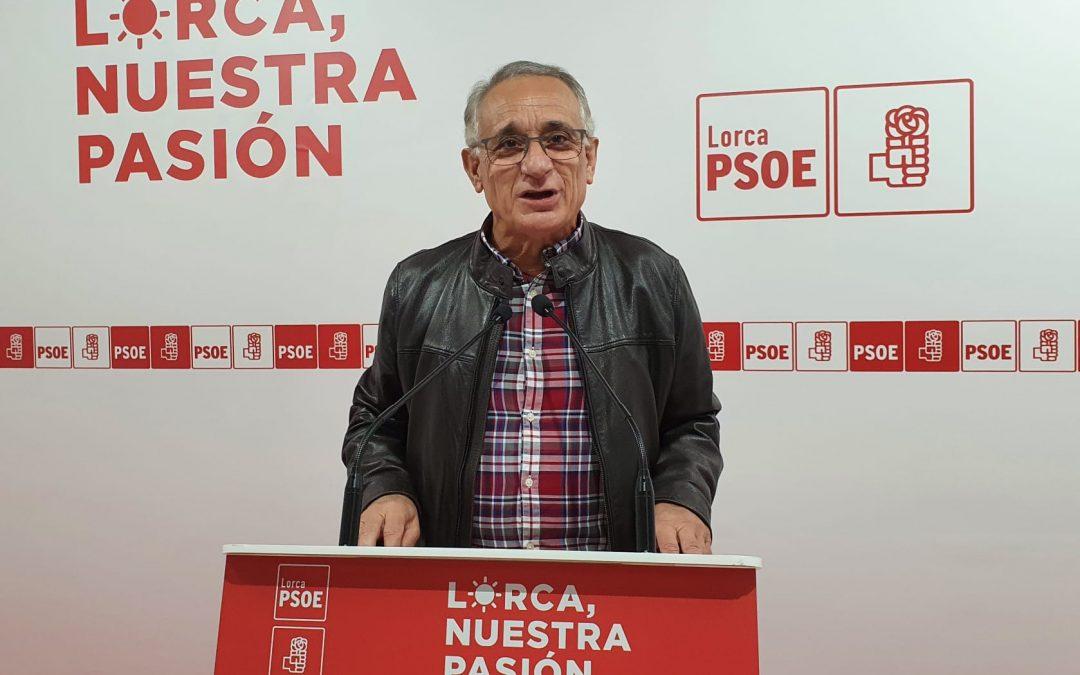El Partido Popular vota en contra de incluir en los Presupuestos Regionales 20 millones de euros en mejoras para Lorca