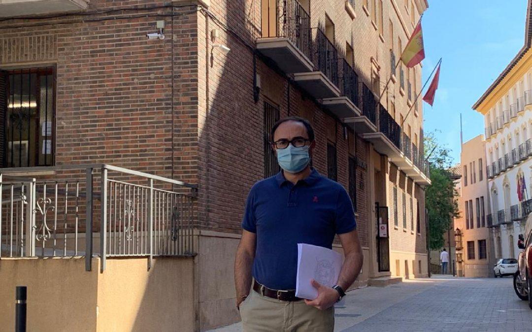 El PSOE consigue que el Centro Comarcal de Salud se convierta en sede de la Escuela Oficial de Idiomas dentro del proceso de revitalización del casco histórico puesto en marcha por el alcalde de Lorca