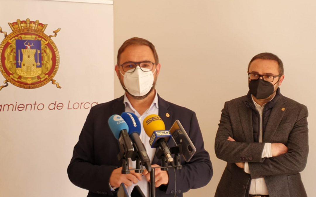 """El PSOE exige """"menos hipocresía y más prudencia"""" a un PP de Lorca que dejó una 'chapuza' de proyecto de restauración del Coso de Sutullena"""