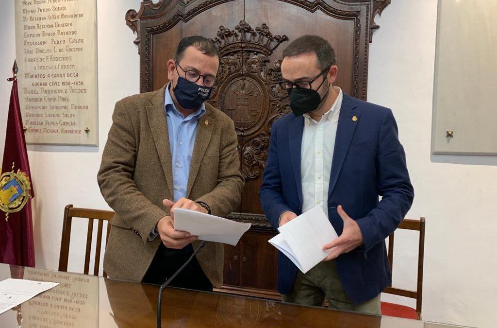 El PSOE consigue ahorrar 625.000 euros en materia de convenios urbanísticos gracias a las labores de negociación realizadas desde el propio equipo de Gobierno de Lorca