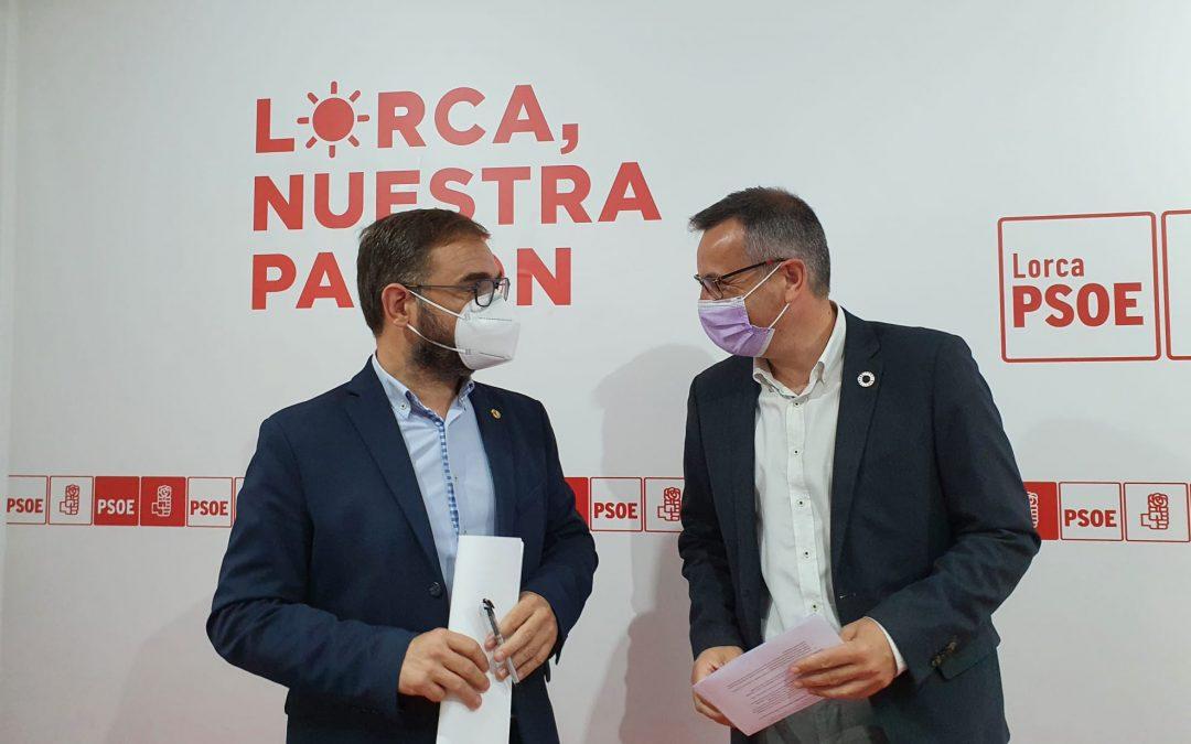 Mateos agradece el trabajo de Diego Conesa y respeta su decisión personal de no presentarse a la reelección