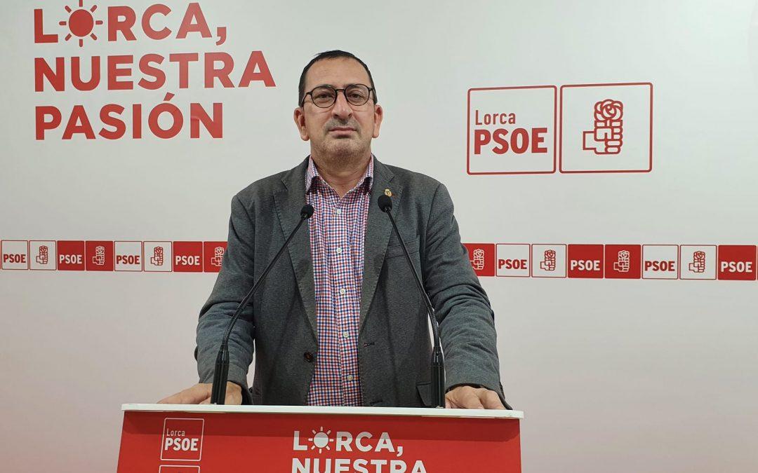 El PSOE exige a la edil del PP, Belén Pérez, que deje de mentir y utilizar a la Policía Local de Lorca como arma arrojadiza contra el equipo de Gobierno