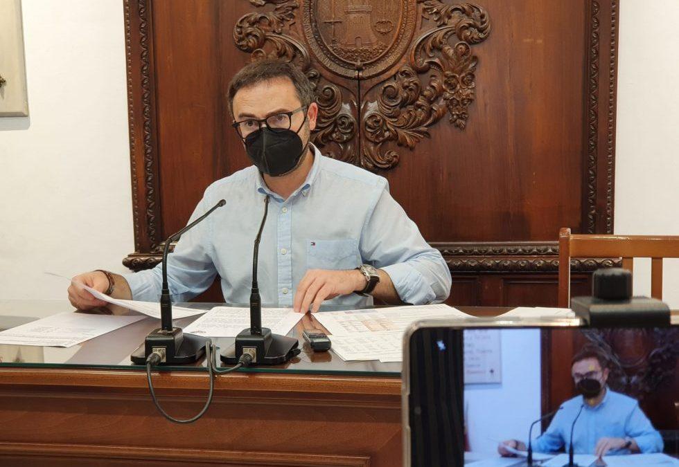 La 'pinza' PP-IU bloquea, de nuevo, las cuentas municipales a pesar de los buenos datos obtenidos por el equipo de Gobierno del Ayuntamiento de Lorca