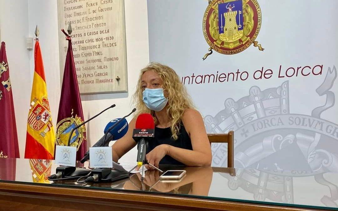 El PSOE consigue la ampliación de los plazos del BEI que traerán la culminación de la rehabilitación de monumentos y grandes proyectos que beneficiarán a Lorca