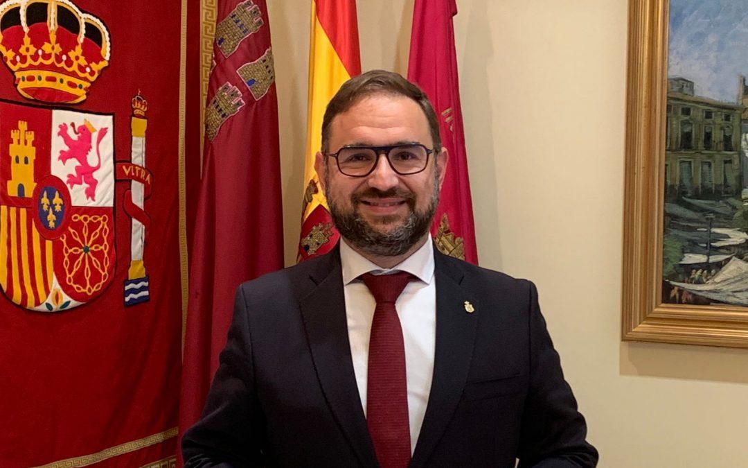 El Alcalde de Lorca y secretario general de los socialistas lorquinos, Diego José Mateos reelegido miembro del Comité Federal del PSOE en el 40 Congreso