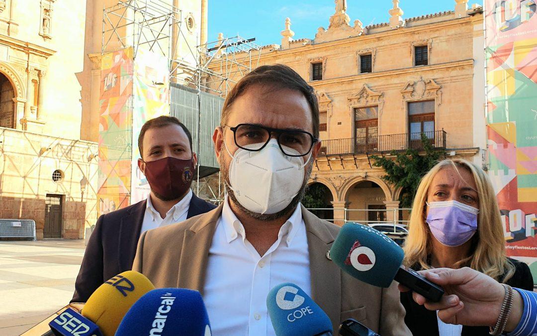 El trabajo eficaz del PSOE consigue poner en marcha la construcción del Tramo 3 de la Ronda Central tras 10 años paralizado por el gobierno del PP de Lorca